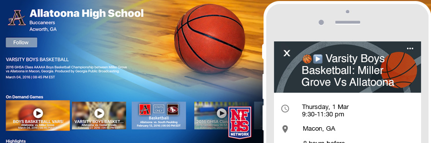 ECAL partners with NFHS Network