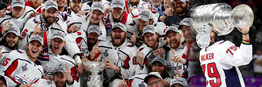 Capitals Claim Stanley Cup